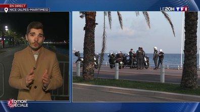 Confinement : vers un couvre-feu à Nice ?
