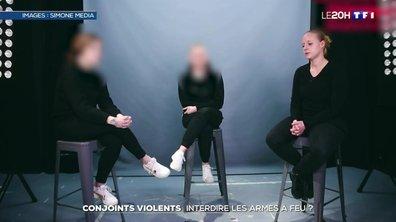 Conjoints violents : interdire les armes à feu ?