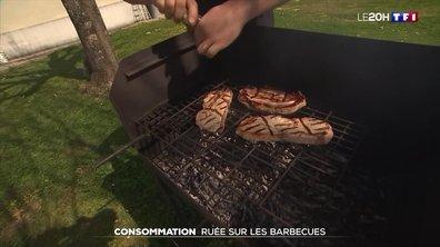 Consommation : les Français se ruent sur les barbecues