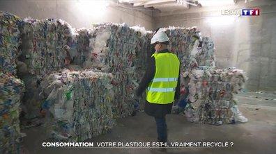 Consommation : nos déchets plastiques sont-ils vraiment recyclés ?