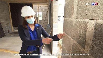 Construction de logements neufs : bientôt de nouvelles normes environnementales