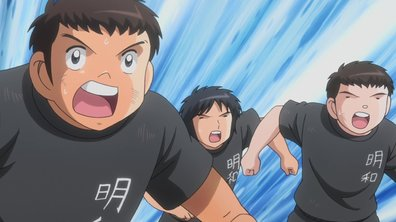 Captain Tsubasa - S01 E25 - Contre-attaques enflammées