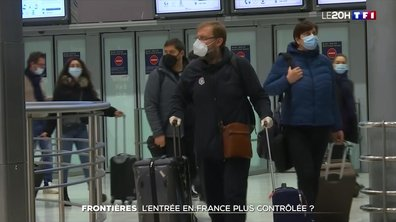 Contrôle aux frontières : ce qui attend désormais les voyageurs entrant en France