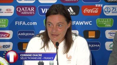 """Corinne Diacre : """"Pour moi, c'est piscine et transat !"""""""
