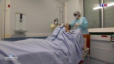 Coronavirus : 300 personnes formées à l'hôpital de Limoges pour combattre la pandémie