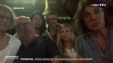 Coronavirus : 70 000 Français toujours bloqués à l'étranger