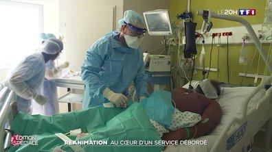 Coronavirus : au coeur du service de réanimation de Melun