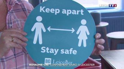 Coronavirus au Royaume-Uni : la ville de Leicester se reconfine suite à de nombreux cas