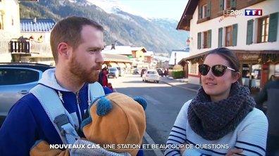 Coronavirus aux Contamines-Montjoie : la station de ski veut éviter la psychose