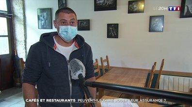 Coronavirus : comment fonctionnent les assurances pour les cafés restaurants ?