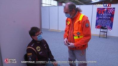Coronavirus : comment la ville de Saint-Malo s'organise pour affronter l'épidémie
