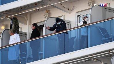 Coronavirus : comment les quatre Français sur le bateau de croisière au Japon vivent-ils la mise en quarantaine ?