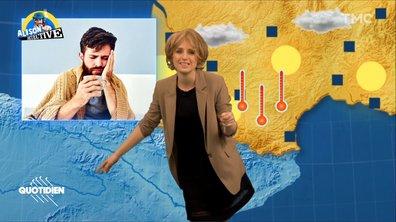 Coronavirus, congé parental et belle beauferie, la météo de l'actu d'Alison Wheeler Détective