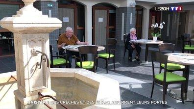 Coronavirus : des crèches et des Ehpad du Finistère ferment leurs portes à titre préventif