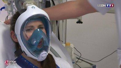 Coronavirus : des masques de plongée pour remplacer les respirateurs ?