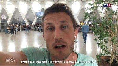Coronavirus : des touristes français bloqués au Maroc