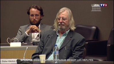 Coronavirus : Didier Raoult s'explique devant les députés