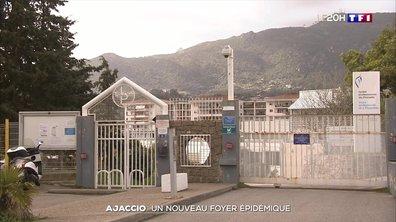 Coronavirus : écoles et lieux publics fermés à Ajaccio