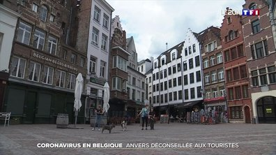 Coronavirus en Belgique : un couvre-feu imposé à Anvers