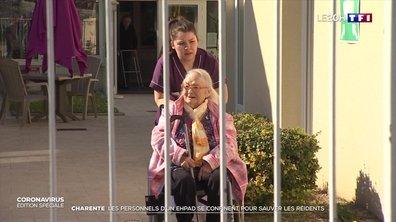 Coronavirus en Charente : confinement total pour tous les personnels de l'Ehpad de Mansle