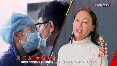 Coronavirus en Chine : la propagande à plein régime