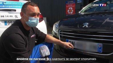 Coronavirus en Mayenne : les habitants se sentent stigmatisés