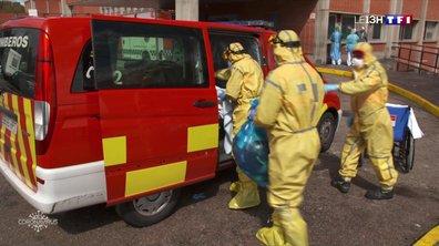 Coronavirus : l'Espagne souffre d'une mauvaise coordination des soins entre les régions