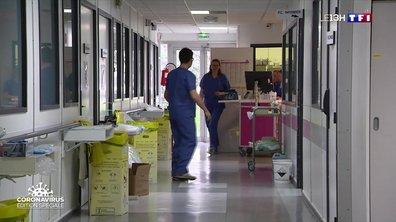 Coronavirus : l'hôpital Albert Calmette entièrement réaménagé pour recevoir de nouveaux patients
