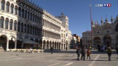 Coronavirus : l'inquiétude monte à Venise