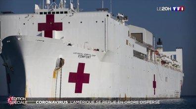 Coronavirus : la Californie et l'État de New York imposent aussi le confinement