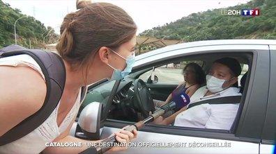 Coronavirus : la Catalogne officiellement déconseillée aux Français