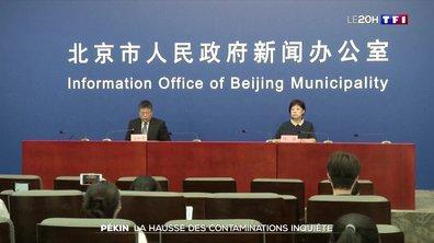 Coronavirus : la hausse des contaminations à Pékin inquiète