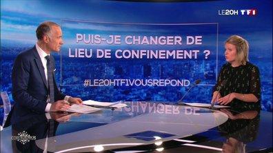 Coronavirus : le 20H de TF1 répond à vos questions