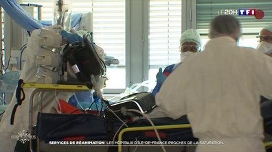 Coronavirus : le CHU de Versailles au bord de la rupture