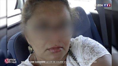 Coronavirus : le cri de colère des syndicats après le décès d'une caissière à Saint-Denis