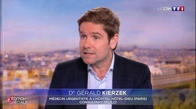 Coronavirus : le Dr Gérald Kierzek nous explique tout sur les tests de dépistage