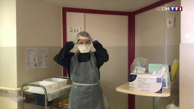 Coronavirus : le personnel soignant d'Ajaccio tient le rythme