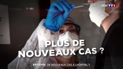 Coronavirus : le point sur les nouveaux cas en France