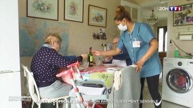 Coronavirus : les aides à domicile manquent de masques de protection