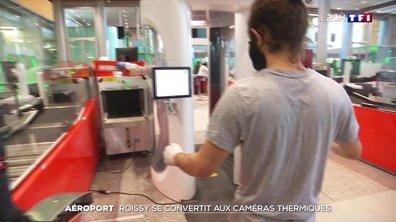 Coronavirus : les contrôles vont être renforcés à l'aéroport de Roissy