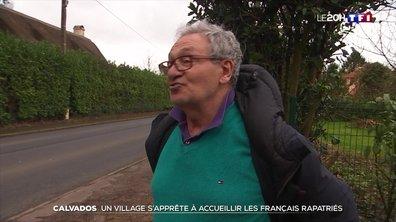 Coronavirus : les habitants de Branville inquiets par la quarantaine des Français rapatriés