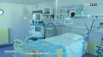 Coronavirus : les hôpitaux privés aussi se préparent