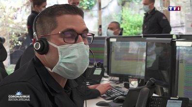 Coronavirus : les pompiers se mobilisent en Île-de-France