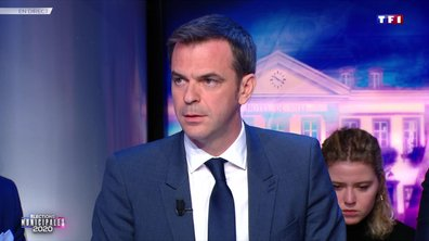 """Coronavirus : Olivier Véran appelle """"les Français à rester chez eux le plus possible et réduire leurs activités sociales"""""""