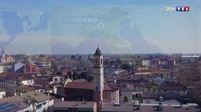 Coronavirus : onze villes confinées dans le nord de l'Italie