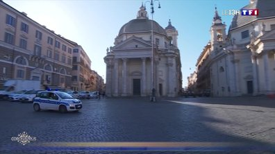 Coronavirus : presque tous les commerces fermés en Italie