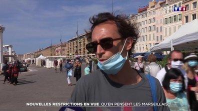 Coronavirus : que pensent les Marseillais des nouvelles restrictions en vue ?