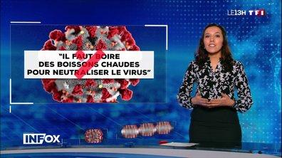 Coronavirus : quel est le vrai du faux sur Internet ?