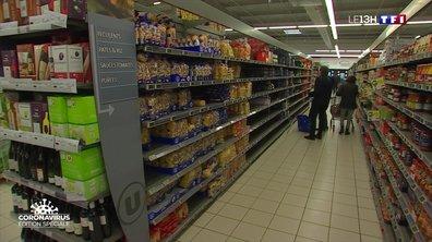Coronavirus : quelle ambiance dans les supermarchés ?