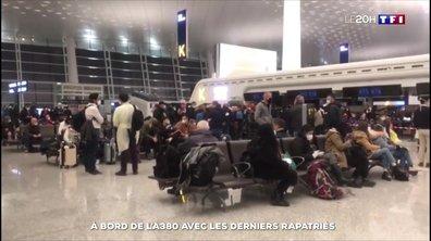 Coronavirus : récit du rapatriement de Wuhan par une étudiante française